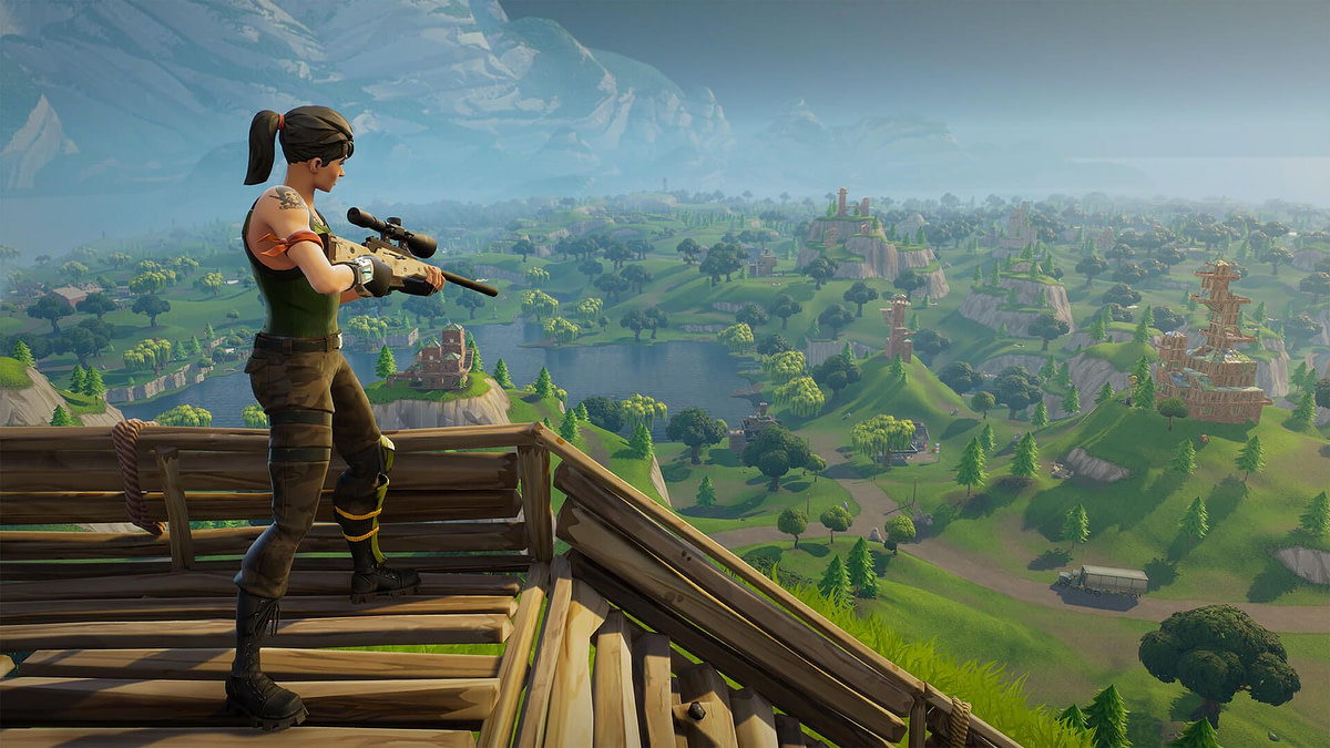 Fortnite free to play